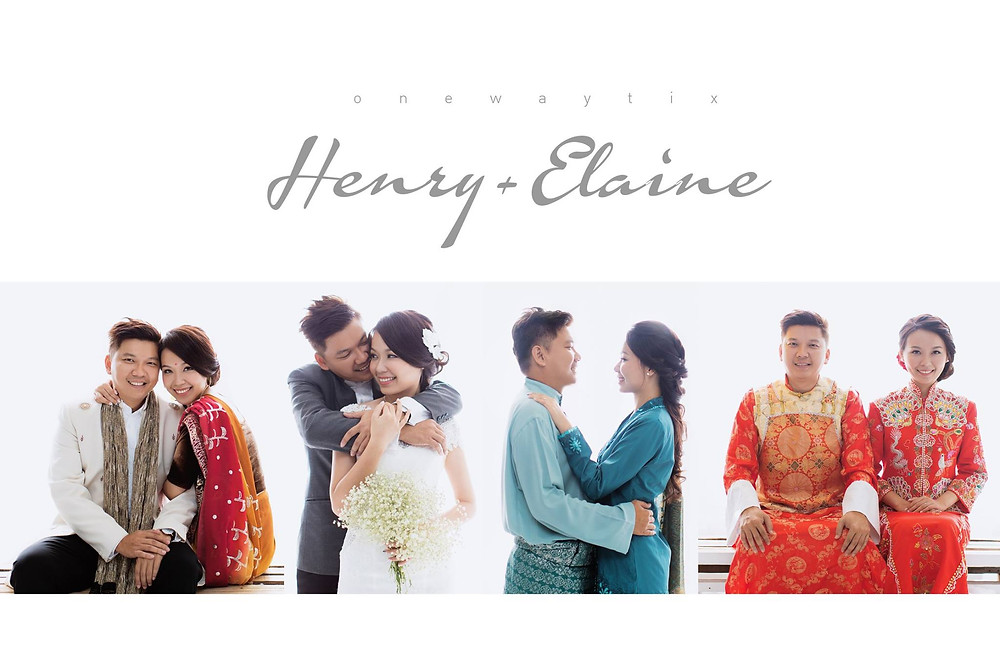 Henry + Elaine