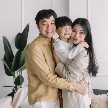 FAMILY PORTRAIT TICKET