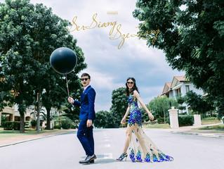 Ser Siang + Sze Liang