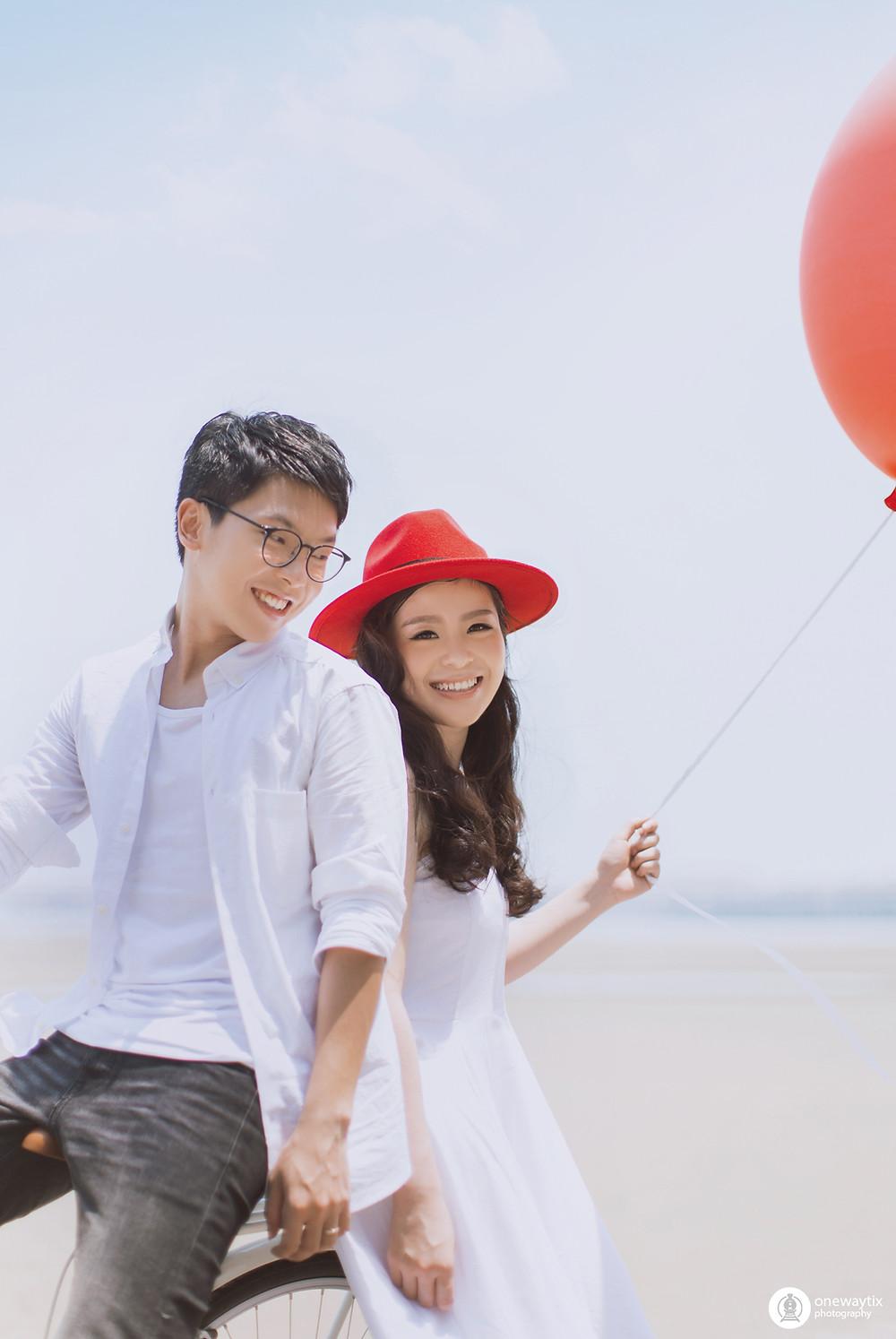 Chei Hau + Sin Yee