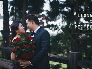 Leong + Pei Yee