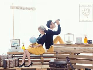 Cheng Xin + Li Fang