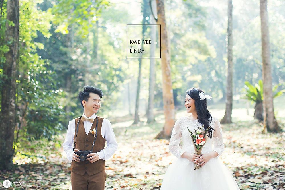 Kwei Yee + Linda