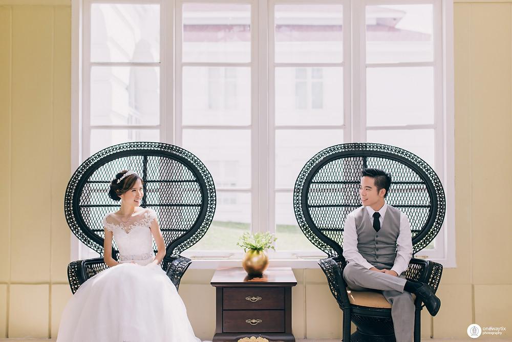 Soon Seng + Su Lin