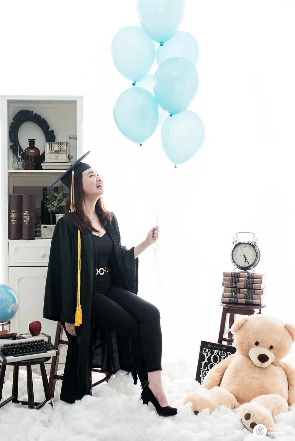 Joey Graduation