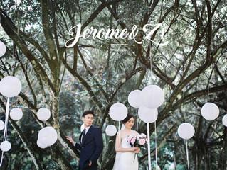 Jerome + Zi