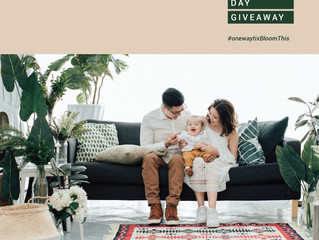 Lovely Mother's day with onewaytix & BloomThis
