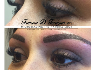 MM Brows offers the highly sought after SofTap Permanent cosmetics.