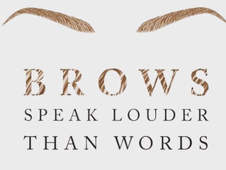 What you don't know about brows.