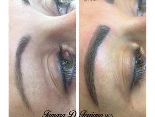 SofTap Permenant Makeup and Microblading During Pregnancy and Postpartum.