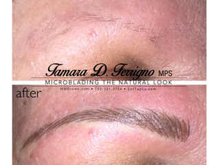 What to Expect from your Microblading experience at MM Brows