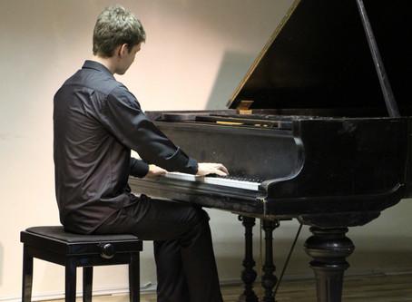 Конкурс фортепианной музыки