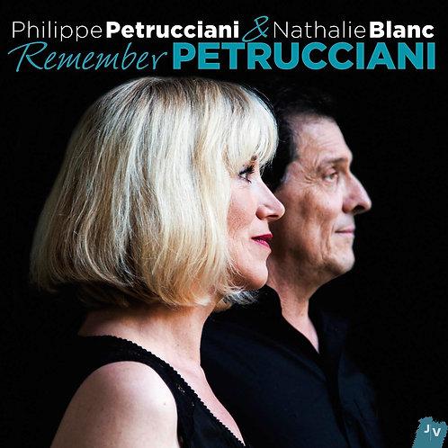 CD / PHILIPPE PETRUCCIANI & NATHALIE BLANC