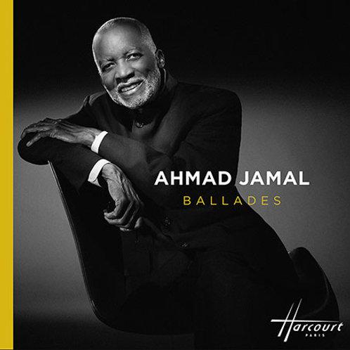 CD / AHMAD JAMAL / BALLADES