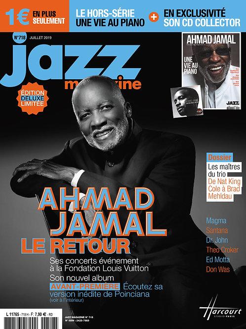 JAZZ MAGAZINE / SPECIAL AHMAD JAMAL