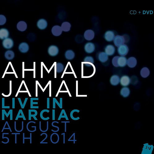 CD / DVD / AHMAD JAMAL / LIVE IN MARCIAC 2014