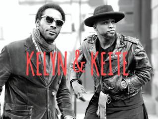 """KELYN & KEITE  Album """"CURTIS"""""""