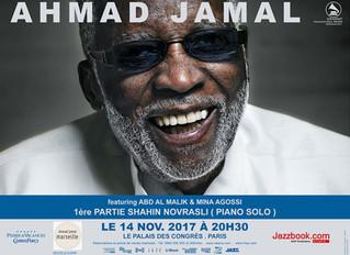 AHMAD JAMAL . Grammy Awards