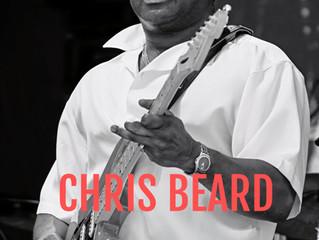"CHRIS BEARD "" IT'S OVER """