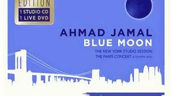AHMAD JAMAL / BLUE MOON / CD/DVD