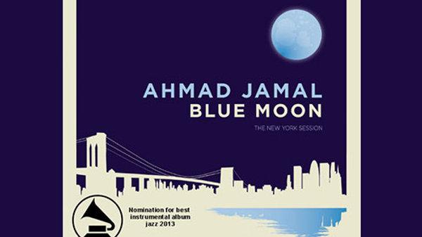 AHMAD JAMAL / BLUE MOON / CD