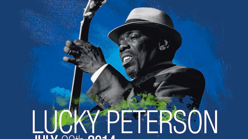 LUCKY PETERSON / LIVE IN MARCIAC / CD/DVD