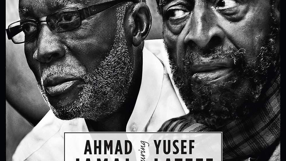 AHMAD JAMAL featuring YUSEF LATEEF / CD/DVD