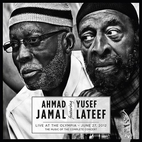 CD / DVD AHMAD JAMAL & YUSEF LATEEF