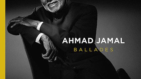 AHMAD JAMAL / BALLADES / CD