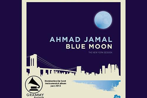 CD / AHMAD JAMAL / BLUE MOON
