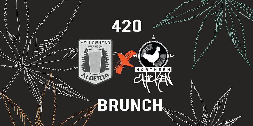 4:20 Drag Brunch: Northern Chicken Collaboration