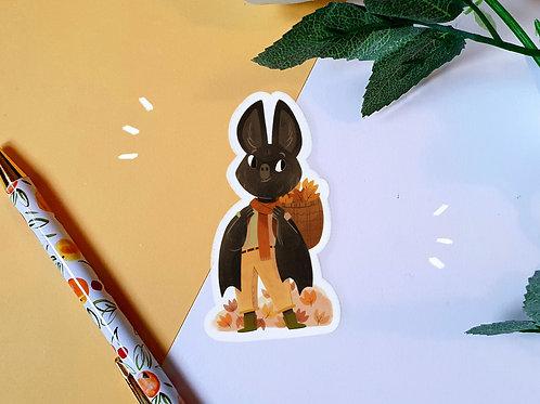 Little Bat Sticker