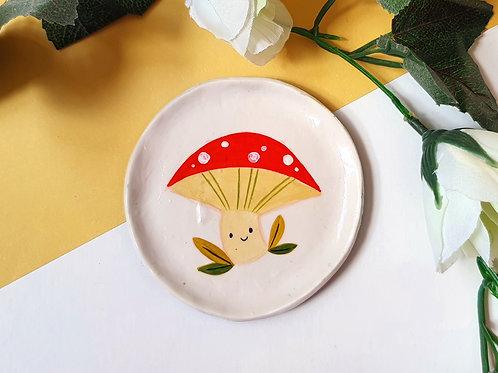 Mushroom Friend Trinket Dish