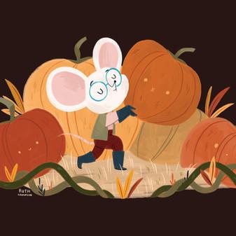 The Pumpkin Collector