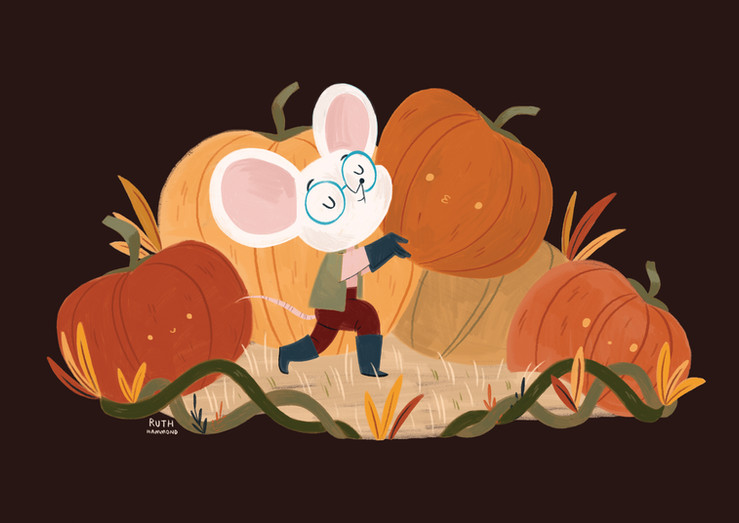 Collecting Pumpkins