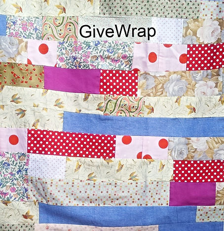 givewrap, needleworks Collective