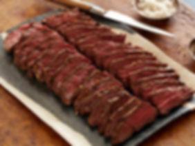 Marinated Grilled Hanger Steak