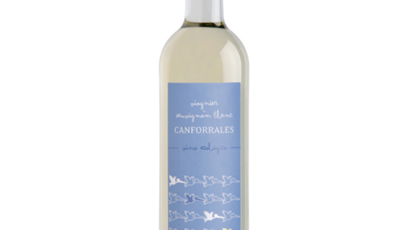 Vino blanco Canforrales – Castilla León