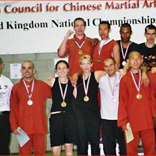 British Wushu Championship