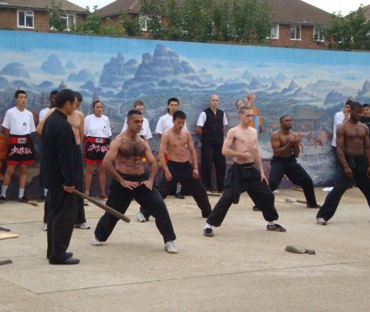 72 Styles training Shaolin UK