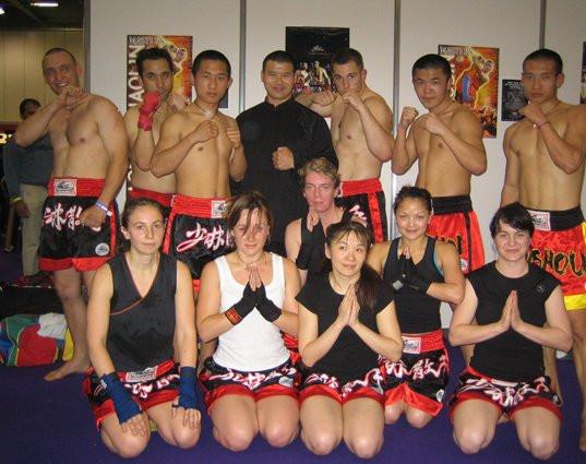 Shaolin UK Sanda