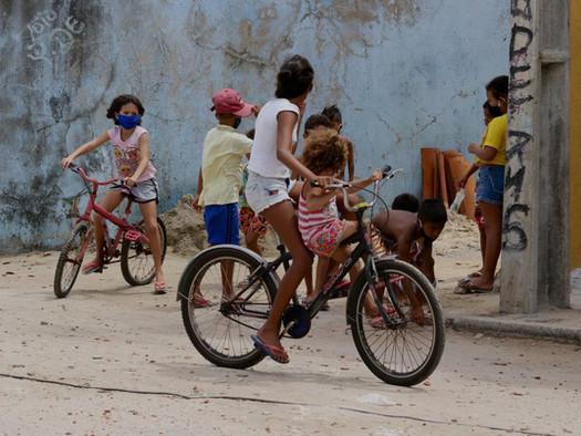 Observatório: A pandemia e o cotidiano das comunidades de Fortaleza