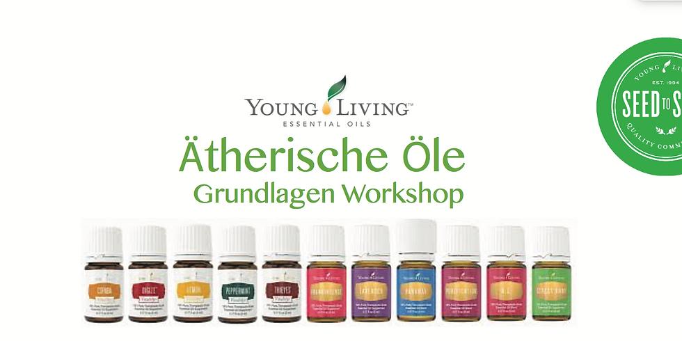 Grundlagen Workshop zu ätherischen Ölen