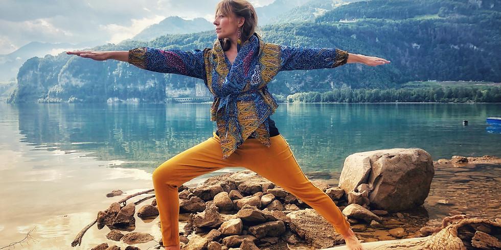 All Senses Yoga® Workshop in HAMBURG