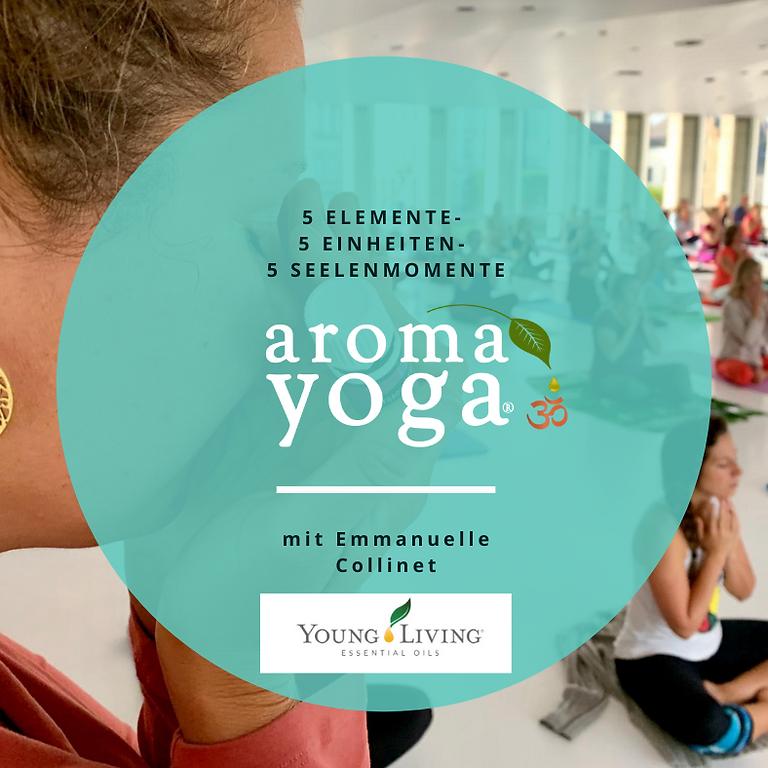 Erwecke den Frühling in Dir mit Aroma Yoga®