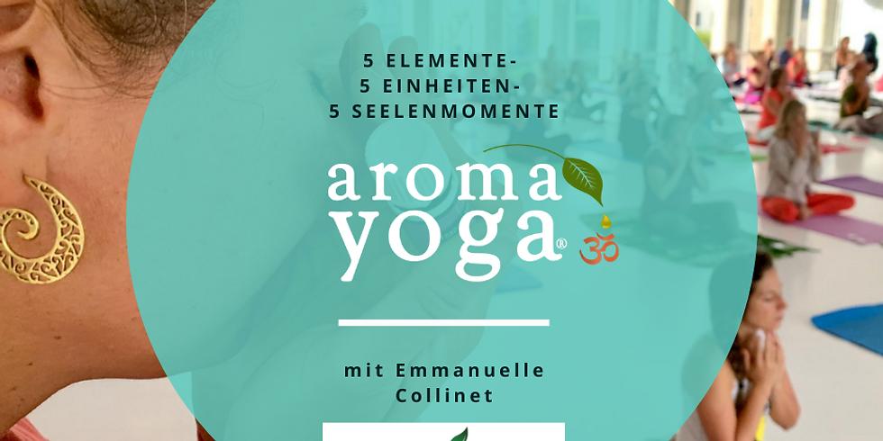 Aroma Yoga®  - Die 5 Elemente