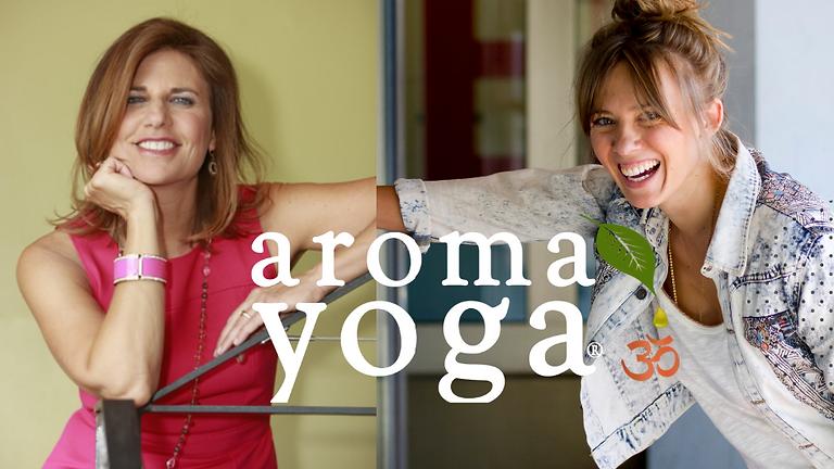 ONLINE Aroma Yoga®  Teacher Training