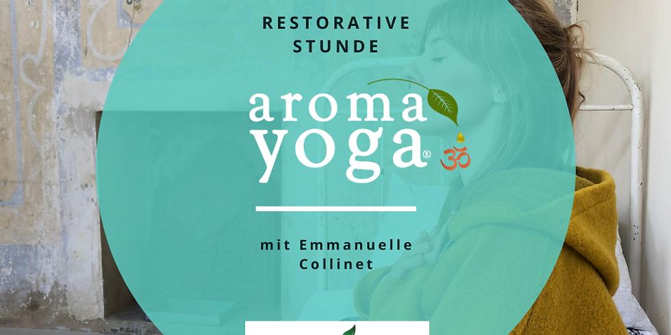 Restorative Aroma Yoga® Stunde