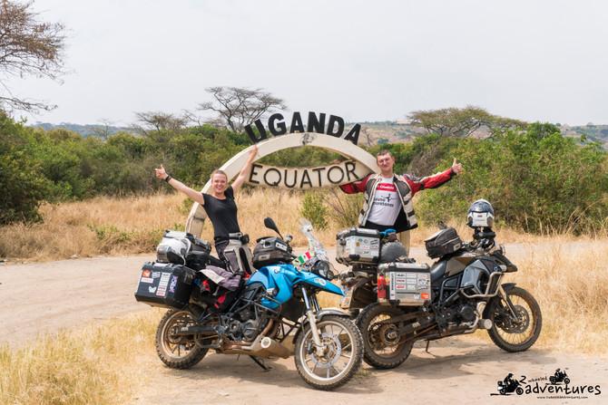 Long story short: UGANDA