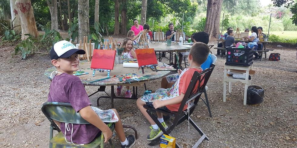 Art Class - Al Fresco